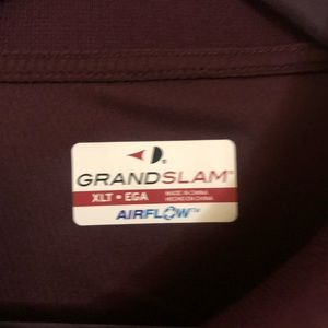 Polo shirt grand slam